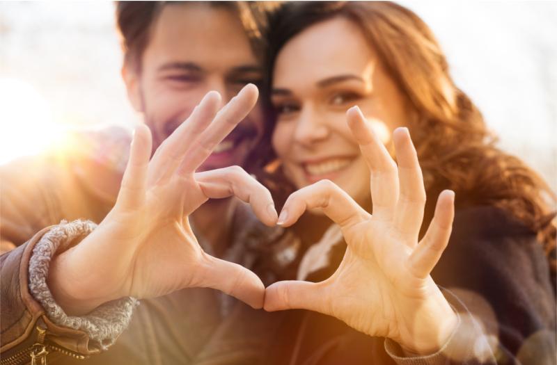 Samenwonen en trouwen